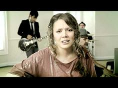 Jesse & Joy - ¡Corre! (kind of a depressing video, but a pretty great song)