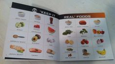 T25 Meal Plan PDF | keep it real foods primarily used in the t25 meals Healthy Menu, Healthy Diet Recipes, Healthy Sides, Healthy Eating Tips, Eating Clean, Healthy Cooking, Real Food Recipes, Yummy Recipes, Recipes