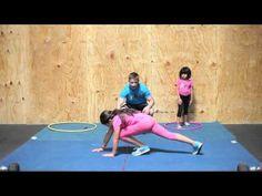 Teaching Kids Cartwheels - YouTube