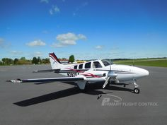 Aircraft Listing - Used Aircraft for sale: airplanes, helicopters, piston and jet. Beechcraft Baron, Flying Magazine, Used Aircraft For Sale, Airplane For Sale, Engine Pistons, Usa Cities, View Video, Sound Proofing, Planes