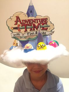 Adventure Time Easter Hat