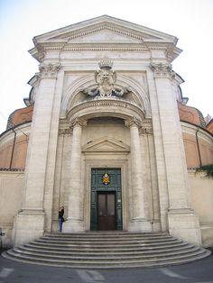 San Andrea al Quirinale - Bernini