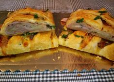 Friend Recipe, Fett, Quiche, Tacos, Pizza, Prosciutto, Chicken, Finger Food, Breakfast