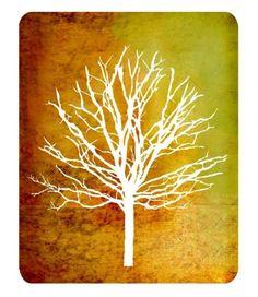 Autumn Tree by erinjaneshop on Etsy, $16.00