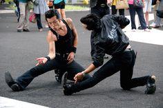 Retro rockabilly gangs of Tokyo | Dangerous Minds