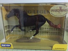Breyer Smarty Jones Traditional Model ~ NIB in Collectibles, Animals, Horses: Model Horses Smarty Jones, Racehorse, Horses, Traditional, Model, Ebay, Animals, Animales, Animaux