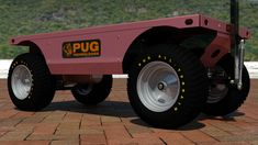 Electric Utility, Electric Motor, Truck Boxes, Chain Drive, Cool Gadgets, Pugs, Pallet, Monster Trucks, Deck