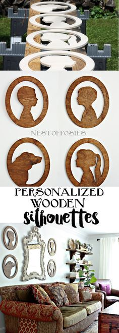Personalized Wooden