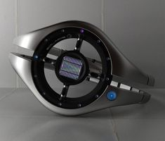 Futuristic watch Solaris