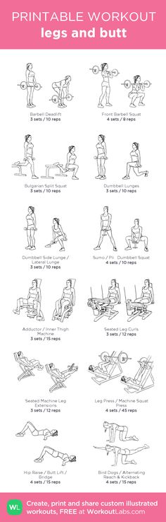 "Plan Skinny Workout - legs and butt workout Watch this Unusual Presentation for the Amazing to Skinny"" Secret of a California Working Mom Fitness Workouts, At Home Workouts, Butt Workouts, Elliptical Workouts, Walking Workouts, Weight Lifting Workouts, Sport Motivation, Fitness Motivation, Lifting Motivation"
