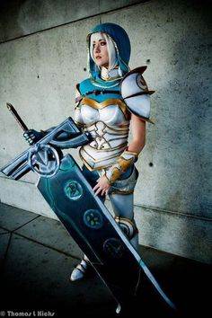 League of Legend - Redeemed Riven