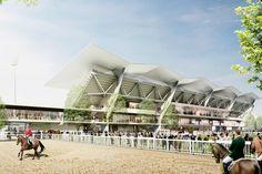 grimshaw and newenham mulligan chosen to revamp dublin's RDS arena