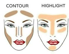 Going to learn how to contour and highlight tonight!