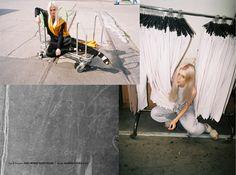 Stories Collective / I wanna fold you / Photography Lukasz Wierzbowski /Styling…