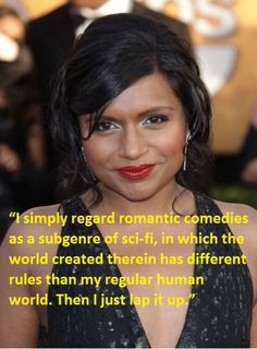 6 Quotes To Celebrate Mindy Kaling's Birthday