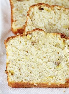 Buttermilk Banana Bread! You will never go back to regular banana bread again!