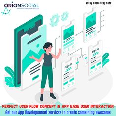 Mobile App Development Companies, Mobile Application Development, Web Development, Dentist Website, Planning Applications, User Flow, User Interface Design, Create Website, Digital Marketing
