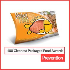 Congratulations to Rebel Fish Salmon who is one of Prevention Magazine's 100 Cleanest Packaged Foods! Pick up the March issue on stands now.   #Salmon #FreshNeverFrozen #FoodAwards
