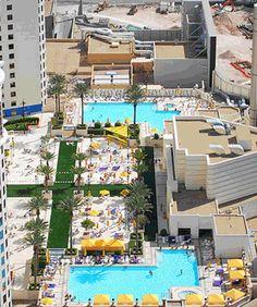 1000 images about best las vegas pools on pinterest - Public swimming pools north las vegas ...