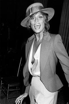 Lauren Hutton, 1979.