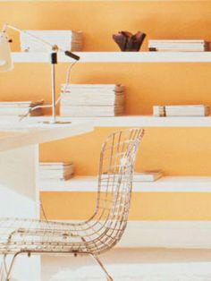 benjamin moore orange crush robby's bedroom color | favorites