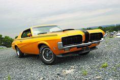 1970 Mercury Cougar Eliminator Boss 302...