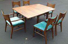 Broyhill Saga Dining Table