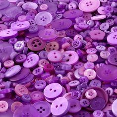 Some orchid purple buttons! Wholesale Buttons, Buttons For Sale, Purple Amethyst, Lilac, Craft Supplies, Colours, Shapes, Free Shipping, Crafts