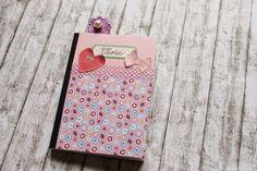 DIY Kladde Romantik Notebook