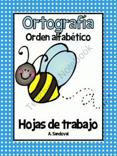 Spelling Work Alphabetize Words product from Angelica-Sandoval on TeachersNotebook.com
