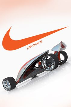 Nike Just Drive It Android Wallpaper HD
