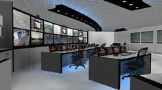 CCTV Control Room Design. See More. A Checklist Must Be Established That  Can Justify The Requirements. However How Would You Establish Part 73