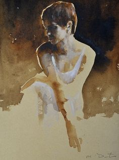 § Pictures of the Mark Demsteader 2011 - 'Emma' exhibition at the Panter & Hall Gallery
