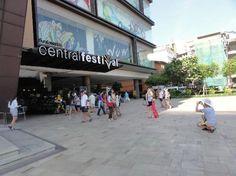 Central Festival Pattaya Beach (huge mall) - Pattaya, Thailand