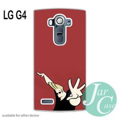 Johnny Bravo 6 Phone case for LG G4 and other cases