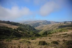 Sonoma County Hills  by KISSINDREgrace