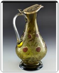 Antiques Beer Or Water Pitcher Pottery Vintage Collectible As Effectively As A Fairy Does Friar Tuck Antique Milk