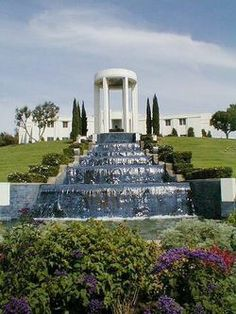 Al Jolson Grave, Hillside Memorial Park, Los Angeles, California