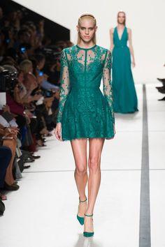 Elie Saab Ready-To-Wear Spring-Summer 2014 Collection - Fashion Diva Design