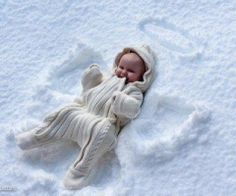 Precious baby picture
