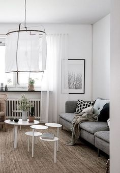 Cozy home in natural tints - via Coco Lapine Design
