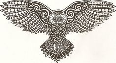 Celtic Owl | My Writing & Creative Endeavours