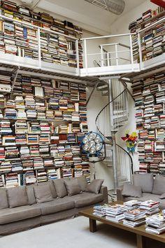 Karl Lagerfeld's Paris Atelier #library #booklover #books