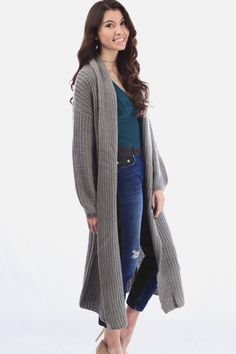 Maxi Cardigan, Plus Size Shopping, Pullover, Staple Pieces, Apparel Design, Bleach, Knitting, Coat, Sweaters