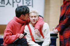 Minhyuk X Jooheon