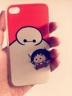 Baymax phone case iphone