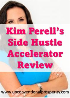 Kim Perell teamed up with Entrepreneur magazine to offer a reasonably priced course to launch a side hustle. BONUS — if you sign up for Kim's course, you get a free 12-month subscription to Entrepreneur magazine. Earn Extra Money Online, Earn More Money, Ways To Earn Money, Money Tips, Way To Make Money, Money Hacks, Money Fast, Online Side Jobs, Legit Online Jobs