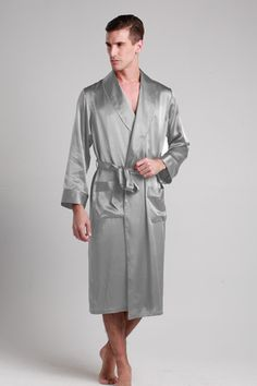 46 Best Mens High Quality Silk Robes images  c0249ee81