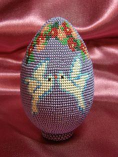 """Яйцо """"Влюбленные голубки"""""""