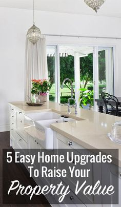 We all know that costly home improvements will raise the value of your home. However not all of us are financially able to fork over tens of thousands of dollars to beautify and upgrade our homes. Luckily though, there are many ways that homeowners can make small and simple updates on their home to raise their property value. So before…